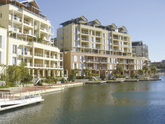 Apartments in der V&A Waterfront
