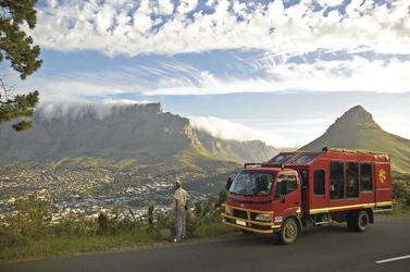 Rund um den Tafelberg