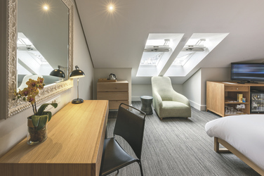 Loft-Zimmer