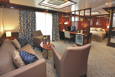 Owners Suite ©Peter Cripps