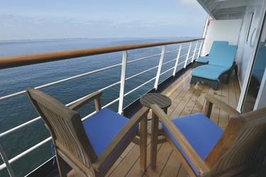 Owners Suite Balkon ©Peter Cripps, ©Peter Cripps