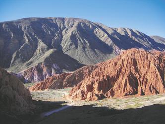 Valle Calchaqui in Nordwestargentinien