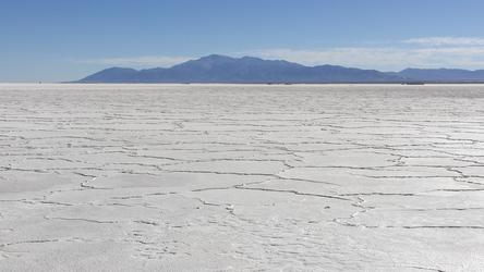 Salinas Grandes in Nordwestargentinien
