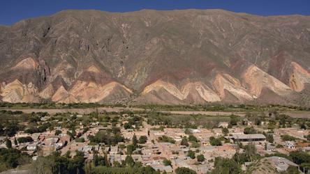 Berg der sieben Farben bei Purmamarca