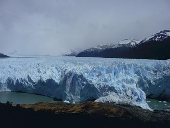 Nationalpark Los Glaciares, Perito Moreno Gletscher