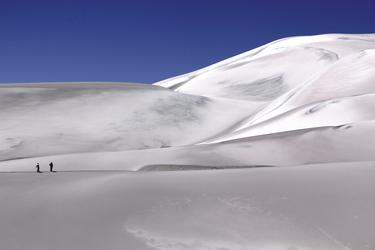 Dünen in der Puna-Wüste