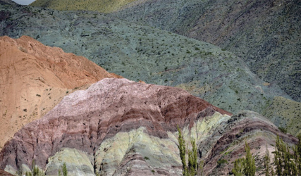 Berg der Sieben Farben, Purmamarca