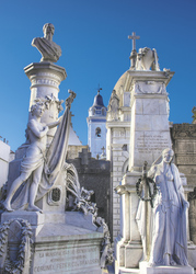 Friedhof Recoleta Buenos Aires