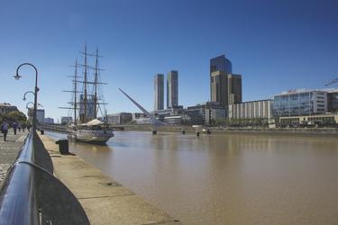 Hafenviertel Buenos Aires