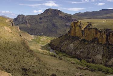Ruta 40, Cueva de las Manos