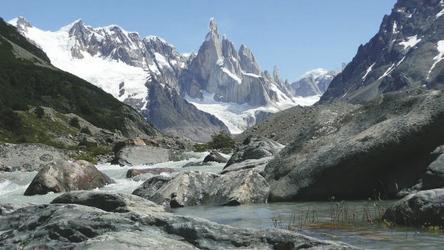 Wanderung zum Cerro Torre