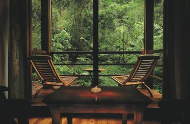 Balkon, Studio-Zimmer mit Balkon