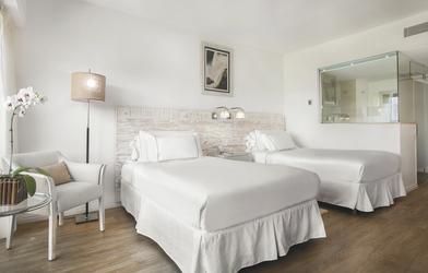Beispiel Deluxe-Zimmer