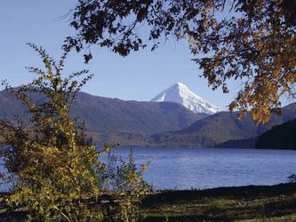 Lago Quillen, Nationalpark Lanin