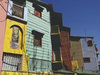 Stadtteil La Boca, Buenos Aires