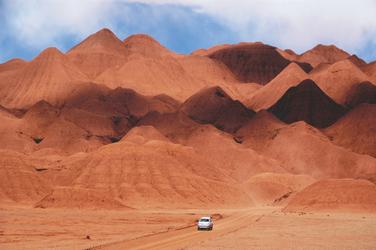 Labyrinth Wüste