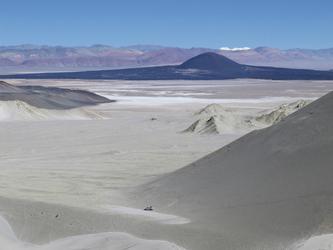 eine Facette der Puna Wüste