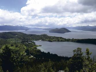 Landschaft bei Bariloche