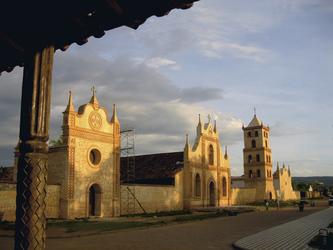 Jesuitenkirche in San Jose de Chiquitos