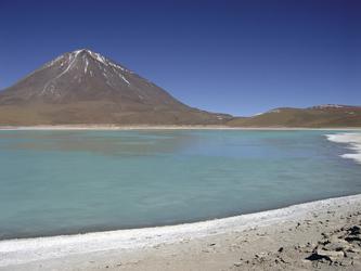 Laguna Verde, Altiplano, ©Bolivia-Online