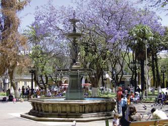 im Zentrum von Cochabamba, ©Bolivia-Online