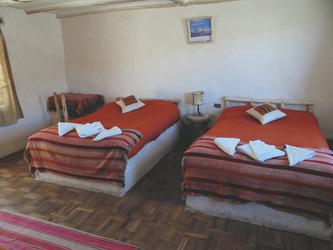 Zimmerbeispiel Hotel Tayka de Sal
