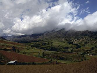 Andenhochland Bolivien