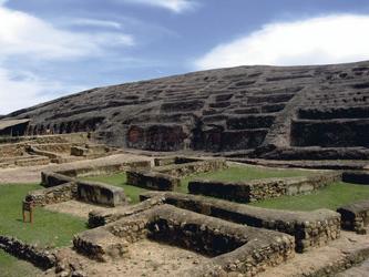 Ruinen El Fuerte bei Samaipata