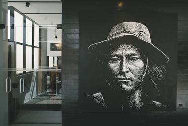 Kunstwerke im Hotel Atix