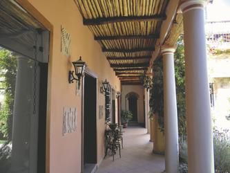 Hotel Mi Puebo Samary