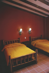 Zimmerbeispiel, Hotel Tambo Aymara