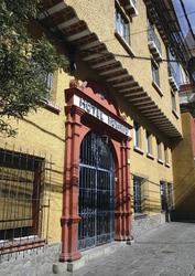 Hotel Rosario, La Paz