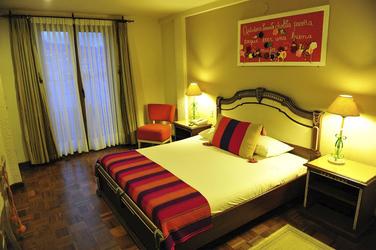 Zimmerbeispiel Hotel Rosario