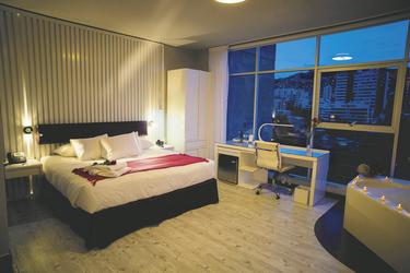 Junior Suite, Stannum Boutique Hotel