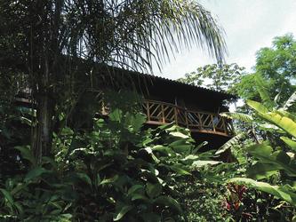 Pousada Naruralia auf der Ilha Grande