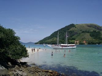 Baden auf der Ilha Grande
