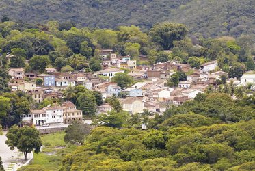 Ortschaft Lencois