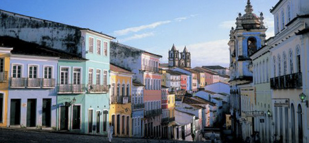 Pelourinho in Salvador