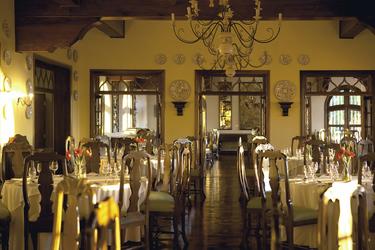 Itaipu Restaurant im Hotel das Cataratas ©Hotel Das Cataratas