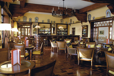Taroba Bar im Hotel das Cataratas ©Hotel Das Cataratas