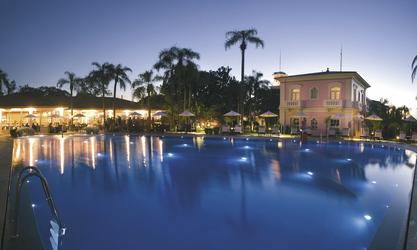 Poolbereich im Hotel das Cataratas ©Hotel Das Cataratas