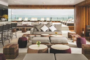 Bar mit Lounge ©Flavio Veloso, ©Flavio Veloso