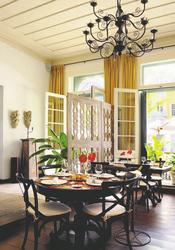 Restaurantbereich Villa Bahia