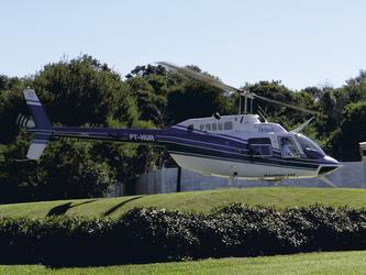 Helikopterrundflug über die Wasserfälle