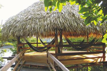 Juma Lodge - Hängemattenhaus