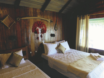 Zimmerbeispiel Juma Lodge