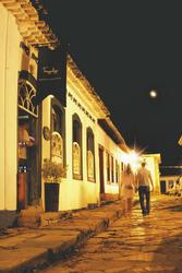 Gasse in Tiradentes