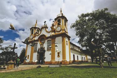 Kirche Santo Antonio, Tiradentes