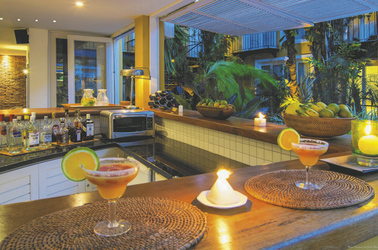 Bar, Pousada La Chimere