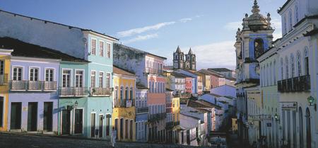 Salvador da Bahia, Altstadt